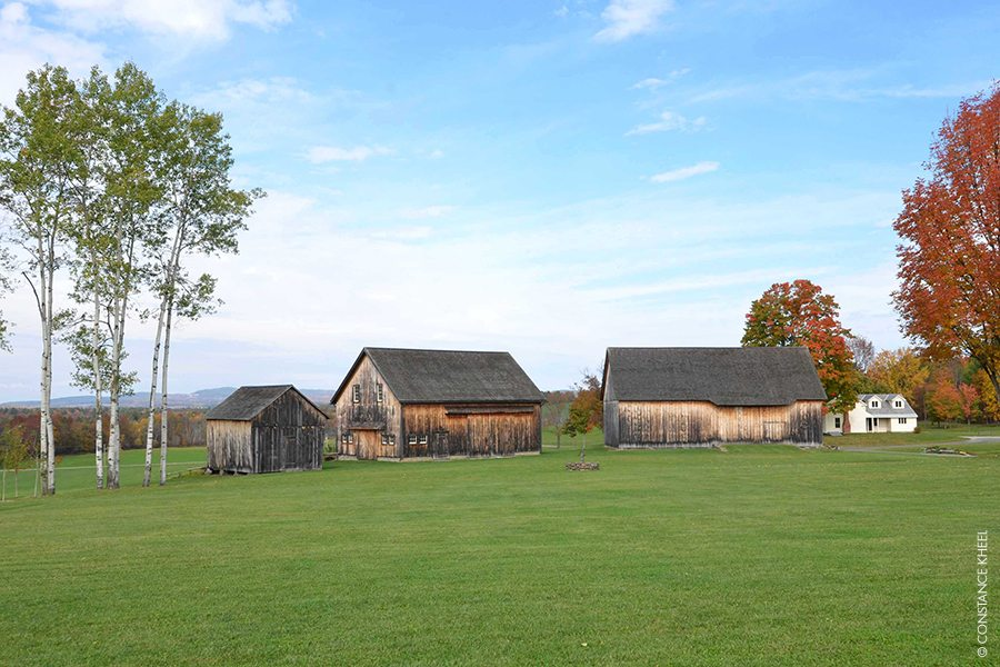Nipmoose Farm Gallery, Photograph by Constance Kheel