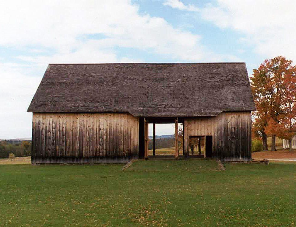 Scottish Barn, 2008, Photograph by Constance Kheel