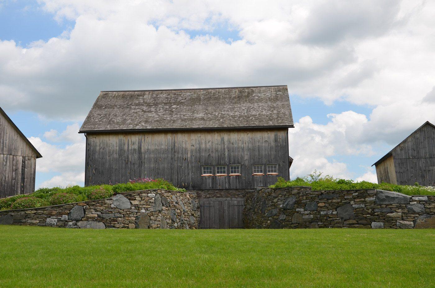 German Barn at Historic Barns of Nipmoose, Photograph by Constance Kheel