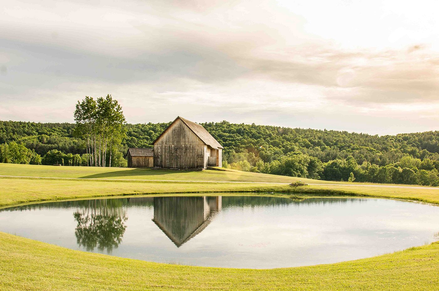 The grounds at Historic Barns of Nipmoose, Lynne & Jim Photography