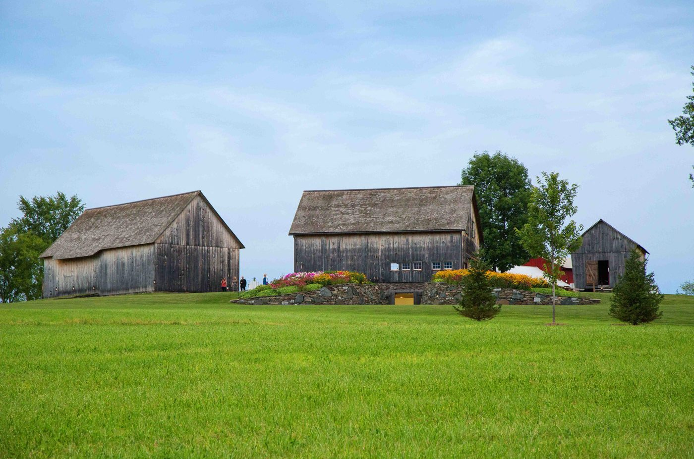 The grounds at Historic Barns of Nipmoose, Renee Merlino Photography
