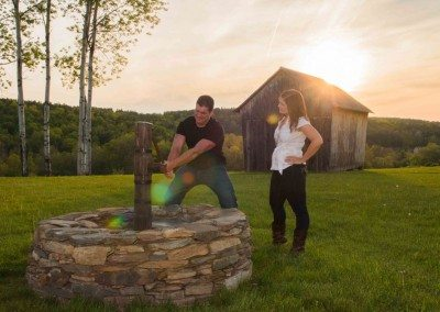 Historic Barns of Nipmoose Engagement, CLH Images