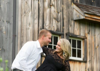 Historic Barns of Nipmoose Engagement, Michael Gallitelli Photography