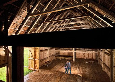 Historic Barns of Nipmoose Engagement, Scott Kretschmann Photography