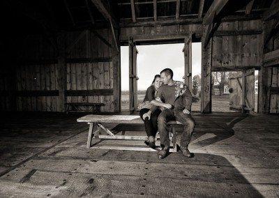 Historic Barns of Nipmoose Engagement, Scott Kretschmann Photography