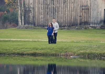 Historic Barns of Nipmoose Engagement, Jessica Painter Photography