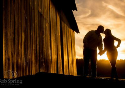 Historic Barns of Nipmoose Engagement, Rob Spring Photography