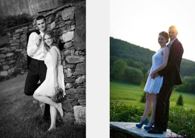 Historic Barns of Nipmoose Engagement, Tom Wall Photography