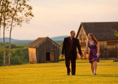 Historic Barns of Nipmoose Engagement, Tiffany Wayne Photography