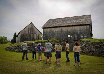 Historic Barns of Nipmoose Tour,  T.W. Collins Photography