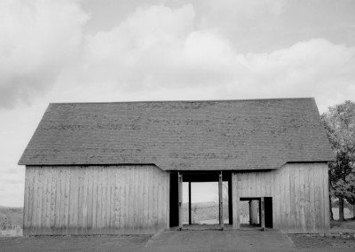 Scottish Barn, Photograph by Dunja Von Stoddard