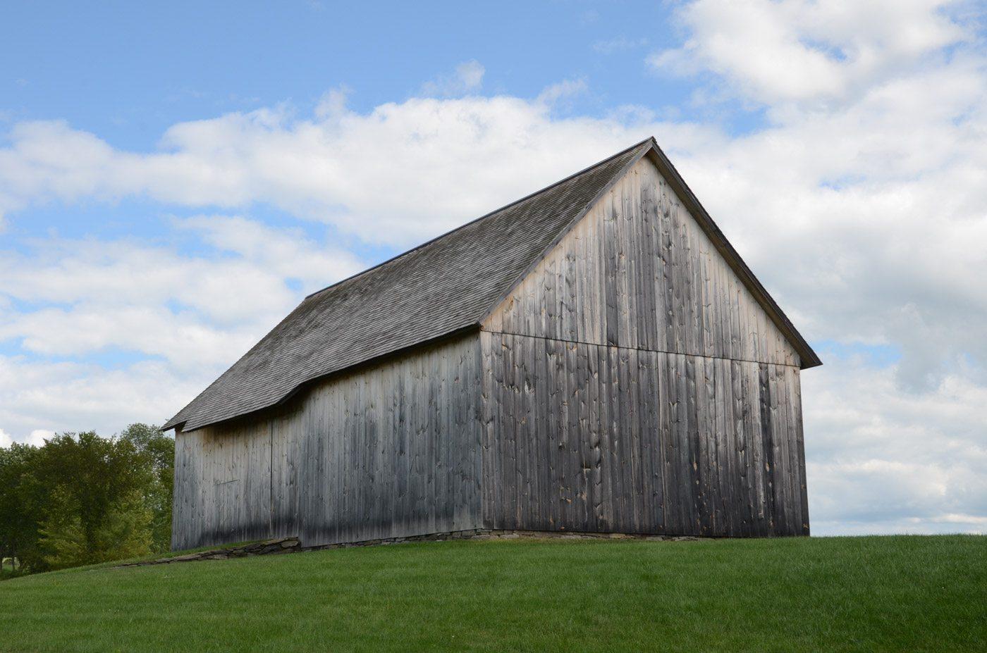 Scottish Barn - Historic Barns of Nipmoose