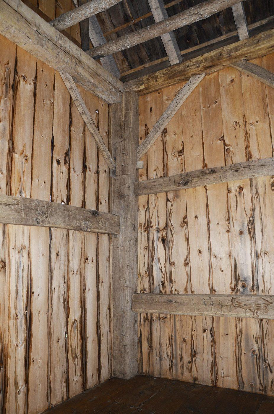 Scottish Barn Historic Barns Of Nipmoose