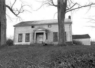 Farmhouse at Nipmoose Farm, 1989, Photograph by Dunja Von Stoddard