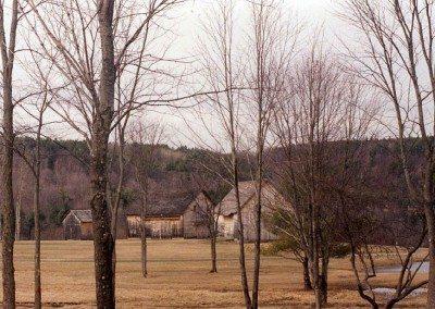 Historic Barns of Nipmoose, Photograph by Constance Kheel