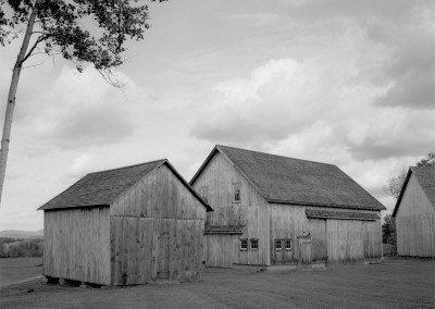 Historic Barns of Nipmoose, Photograph by Dunja Von Stoddard
