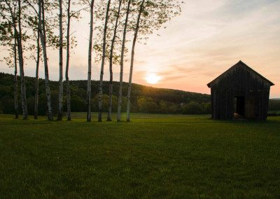 Sunset at Historic Barns of Nipmoose, CLH Images Photography