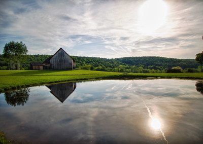 Historic Barns of Nipmoose, Scott Kretschmann Photography