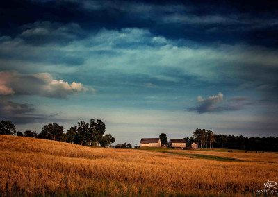 Historic Barns of Nipmoose, Matt Ramos Photography
