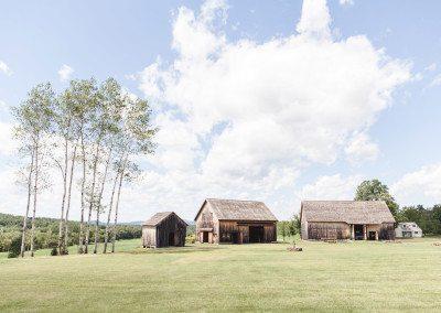 Historic Barns of Nipmoose, Chelsea Proulx Photography