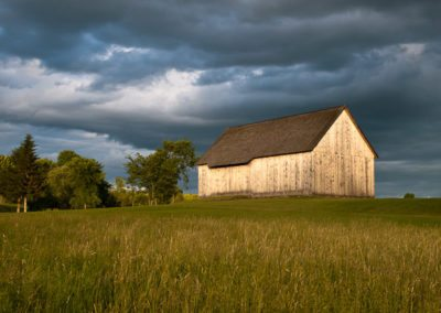 Views of the Nipmoose Farm, 2010, Brandt Bolding Photography