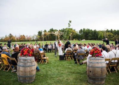 Historic Barns of Nipmoose Wedding, Hannah Photography
