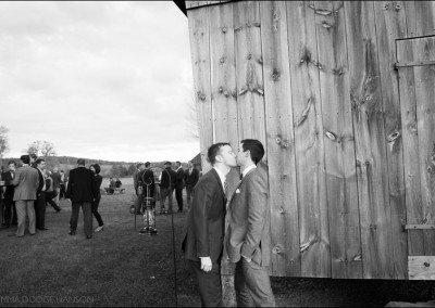 Historic Barns of Nipmoose Wedding, Emma Dodge Hanson Photograph