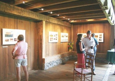 Agricultural Stewardship Association Party at Historic Barns of Nipmoose