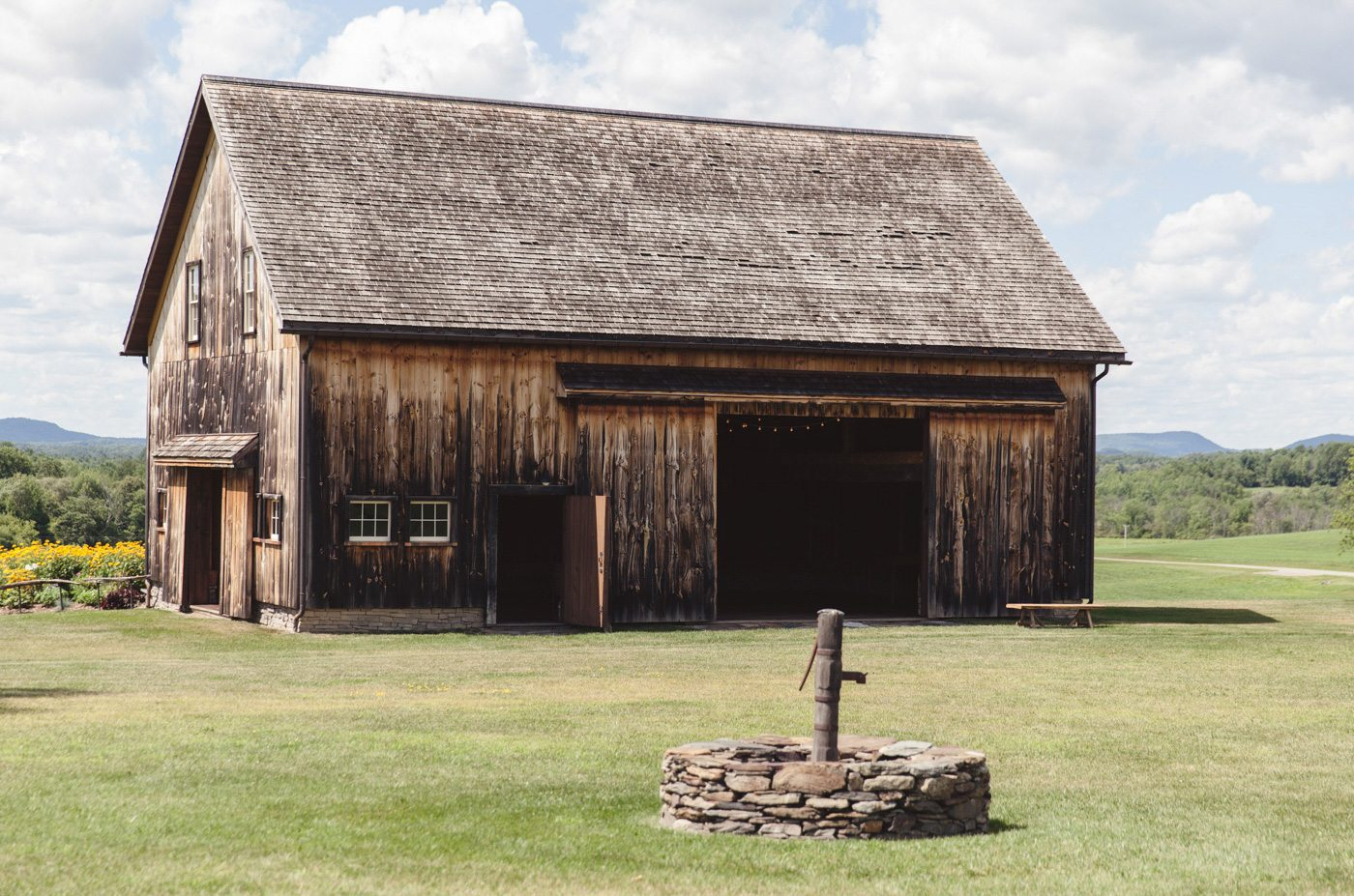German Barn at Historic Barns of Nipmoose, Photograph by Chelsea Proulx