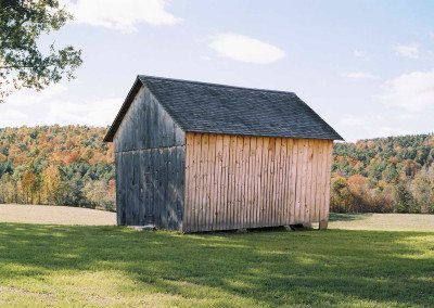 Corn Crib, Photograph by Constance Kheel