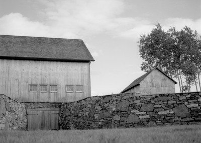 German Barn, Photograph by Dunja Von Stoddard