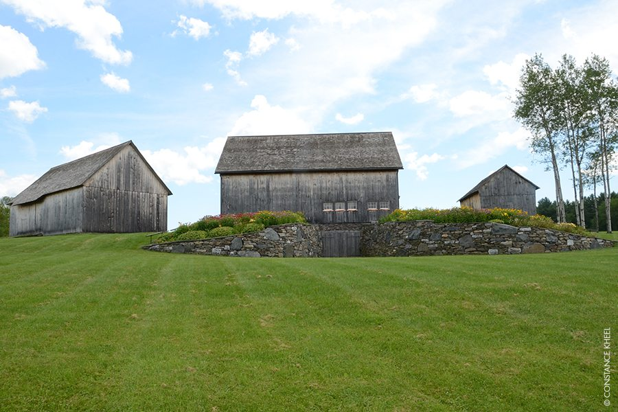 History of Nipmoose Farm and Barns, Photograph by Constance Kheel