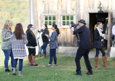 Rise Workshop at Historic Barns of Nipmoose, Idalia Photography