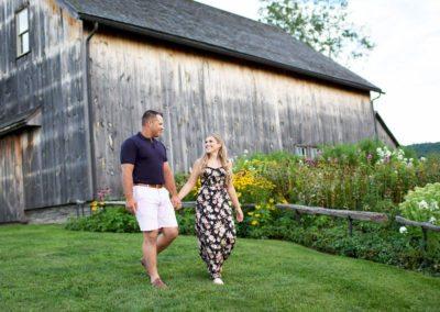 Historic Barns of Nipmoose Engagement, Casey MacKenzie Photography