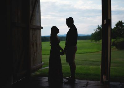 Historic Barns of Nipmoose Engagement, Casey MacKenzie Photography