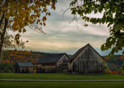 Historic Barns of Nipmoose, Photograph by Sawicki Studios